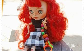 NAIARA Blythe Custom 1 año 2021 By Rox